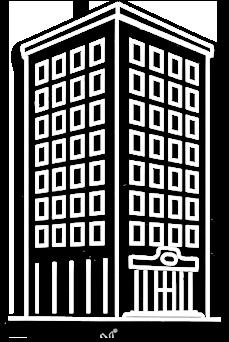 Ícone de um prédio